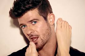 robin thicke. Beautiful Thicke For Better Or Worse And By We Mean Indefensible Robin Thickeu0027s   In Thicke L