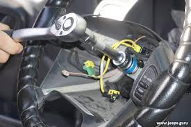 how to replace jeep grand cherokee 99 04 clock spring jeeps guru clock spring 10