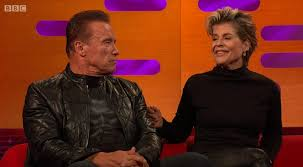 Fans divided over Linda Hamilton's appearance on Graham Norton -  Entertainment Daily | Thek Flow