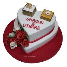 1st Anniversary Cake Online Best Designs Yummycake