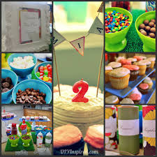 Summer Birthday Party Food And Drink Fun Fun Fun Party Food