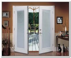 french doors exterior. French Doors Exterior Blinds