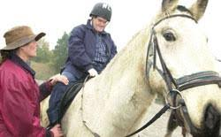 Back in the saddle thanks to donors | News Shopper