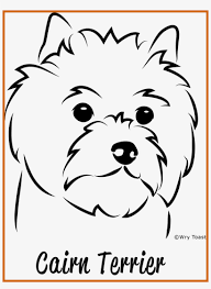 The colouring of mandalas can be very relaxing and will improve concentration. Appealing Exploit Cairn Terrier Coloring Pages Yorkshire Draw A Cairn Terrier Easy Png Image Transparent Png Free Download On Seekpng