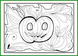 Halloween Coloring Pages For Adults Printable Yishangbaicom