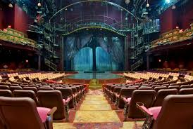 Seating Chart For Zumanity Unmistakable Zumanity Theatre