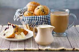 ditch that sugar and preservative laden bought creamer and enjoy this simple