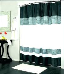 black and gold shower curtain set red black shower curtain black and white bathroom sets red