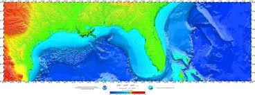 International Bathymetric Chart Of The Caribbean Sea And The