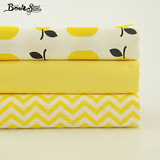100% Cotton Fabric Bundle <b>3PCS</b>/<b>Lot</b> Pear And Wave <b>Design</b> Fat ...
