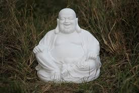 laughing buddha m statue whole