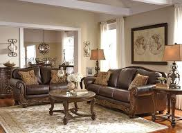 leather couch and loveseat traditional living room wood trim brown leather sofa couch set leather sectional leather couch and loveseat
