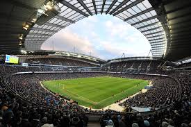 Etihad Stadium Manchester Seating Chart City Of Manchester Stadium Wikipedia
