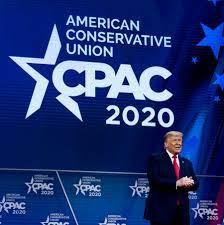 Trump Schedules Address Before CPAC ...