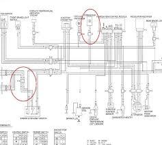 honda xr 250 wiring diagram xr200r 1990 headlight wiring diagram 1987 honda trx250x wiring schematic at Honda Trx 250 Wiring Diagram