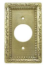 electrical cover plates. Vintage Hardware And Lighting Switch Outlet Cover Plates. Electrical Plates