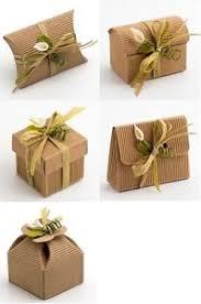 image is loading natural diy kraft corrugated wedding rustic favour gift
