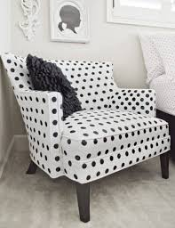 how to paint polka dot upholstery better after within polka dot armchair polka dot armchair