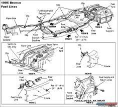 1983 ford bronco 90 96 fuel pump system picture supermotors
