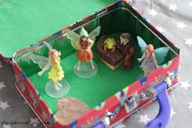 Small Picture Fairy Garden Small World Busy Bag Play and Learn Every Day