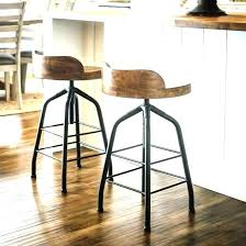 diy bar stools with backs diy pipe bar stool with back diy bar stools