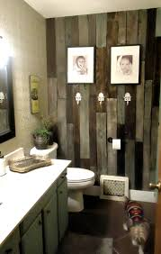 Pallet Wall Bathroom Statement Walls De Uglied Designs