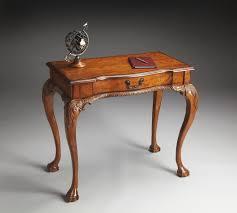 butler 6042001 vintage oak writing desk