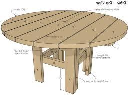 round patio table diy patio design