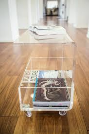 Acrylic Glass Coffee Table 25 Best Acrylic Coffee Tables Ideas On Pinterest Acrylic