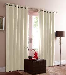 white linen blackout curtains 5