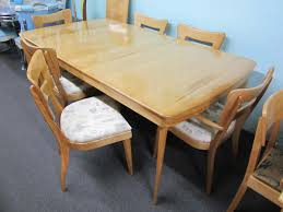 Epic Heywood Wakefield Dining Room Table 26 In Ikea Dining Tables