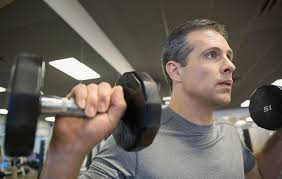 The Best Weight Lifting Advice For Men Over 40 Mens Health