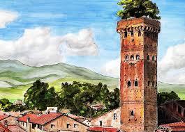 Resultado de imagen de torre guinigi