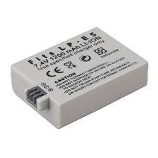 LP-E5 <b>аккумулятор</b> камеры батарея <b>1200mAh</b> для Canon F Kiss ...