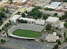 American Legion Memorial Stadium Charlotte Seating Chart American Legion Memorial Stadium Wikivisually