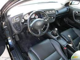 Ebony Interior 2006 Acura RSX Type S Sports Coupe Photo 2  Cars For Good Picture