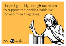 Image result for tax paperwork funny