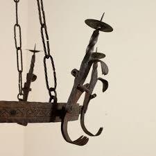 Kronleuchter Schmiedeeisen Lampadari E Lumi Antiquitäten