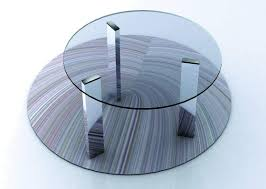 tempered glass table top custom