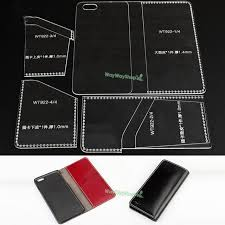 Leather Templates Phone Case 922 Templates Leather Craft Pattern For Iphone 6 Plus