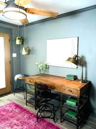 dual desk home office. Dual Desk Home Office Ure Design Monitor Ideas Fixer Upper .