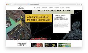 Architectural Design Magazine Ctysklinds Work Architectural Design Magazine