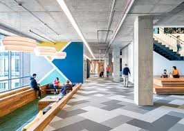 cisco offices studio oa ac. Cisco Offices By Studio O+A Features Wooden Meeting Pavilions Oa Ac