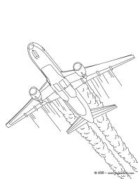 Coloriages Avions Coloriages Coloriage Imprimer Gratuit Fr