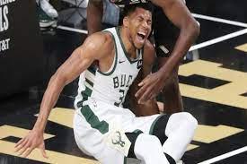 NBA: Milwaukee Bucks star Giannis ...