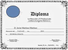 Plantillas Diplomas Para Rellenar Imagui