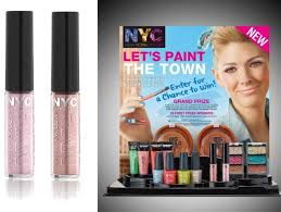 nyc let s paint the town spring 2016 makeup collection