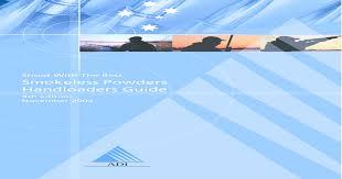 Adi Powder Reloading Chart Adi Powder Guide Pdf Document