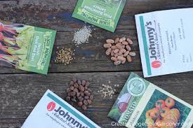 seeds from free garden catalogs