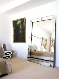 large white wall mirror bedroom large leaner mirror on wheat floor matched with white large white decorative mirror